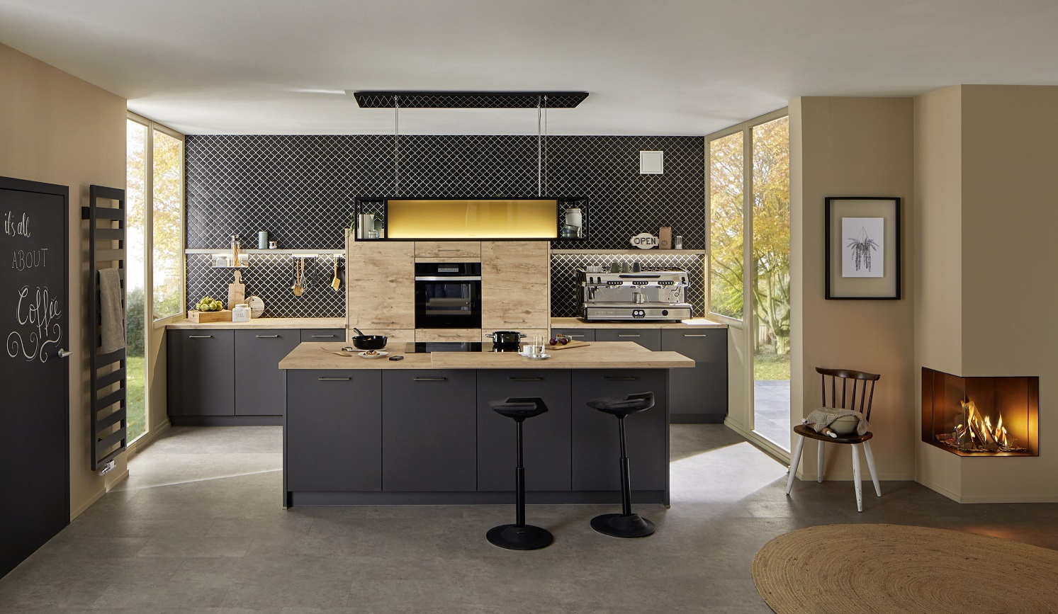 Lifestyle products with added value for the kitchen