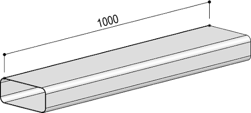 System 150 - <strong>flat duct</strong>