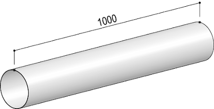 System 150 - <strong>round pipe</strong>