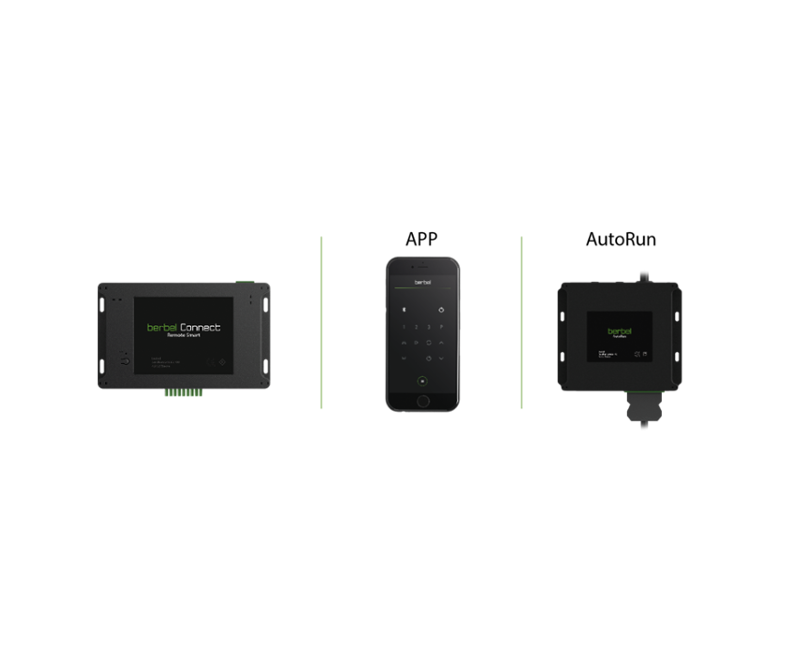 berbel Connect – Remote Smart