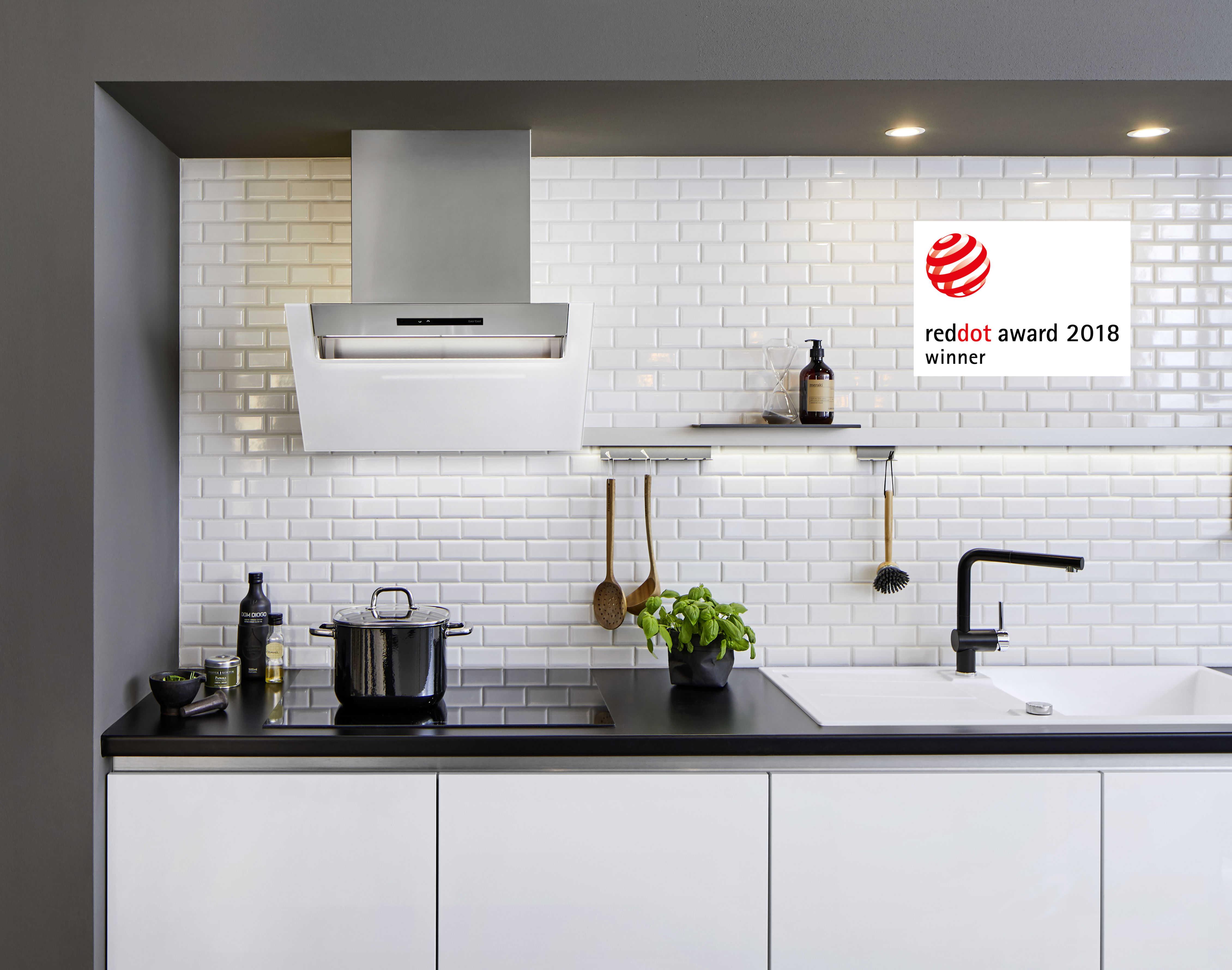 Berbel Receives Red Dot Design Award 2018 Berbel